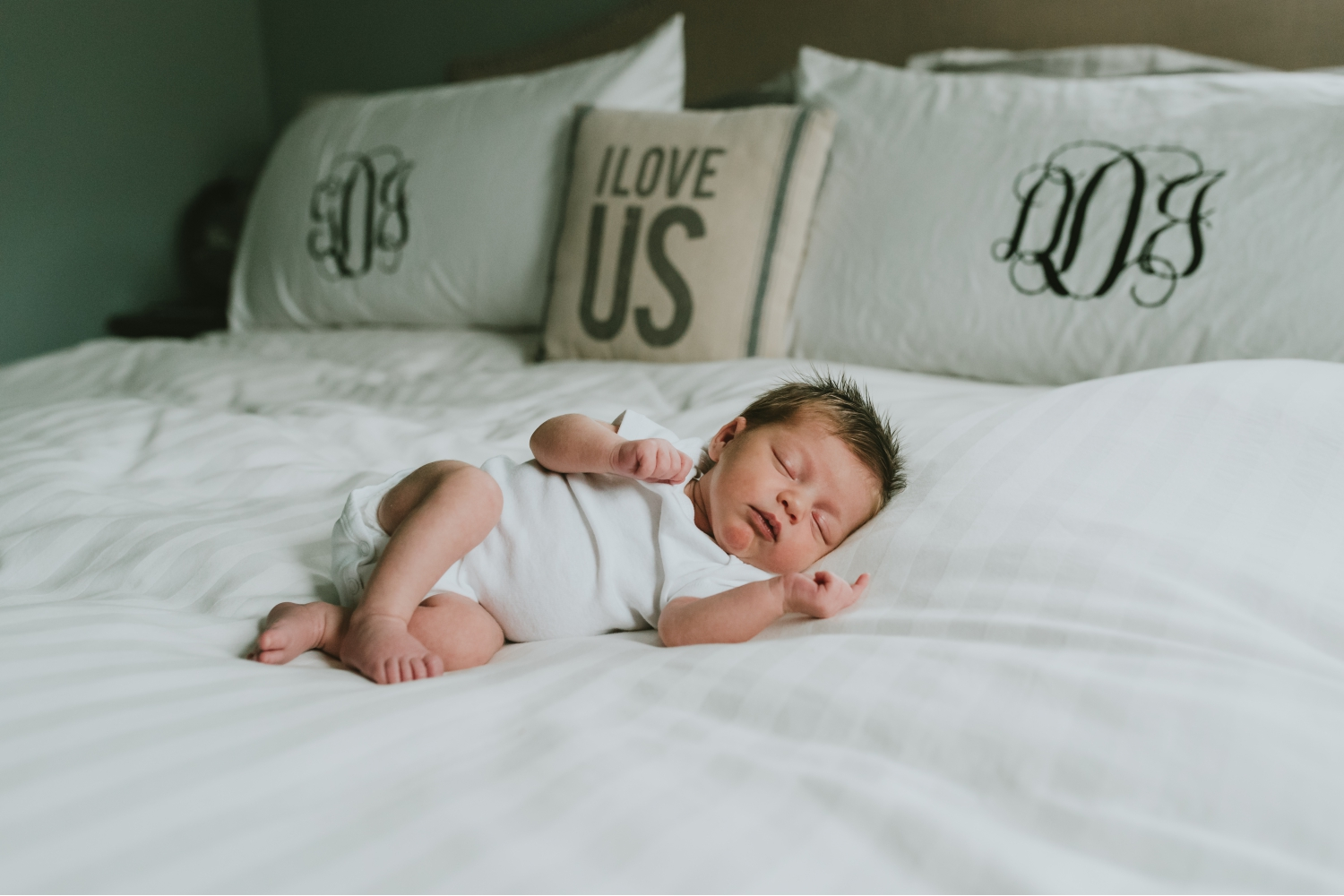 Morris County New Jersey Newborn Photographer