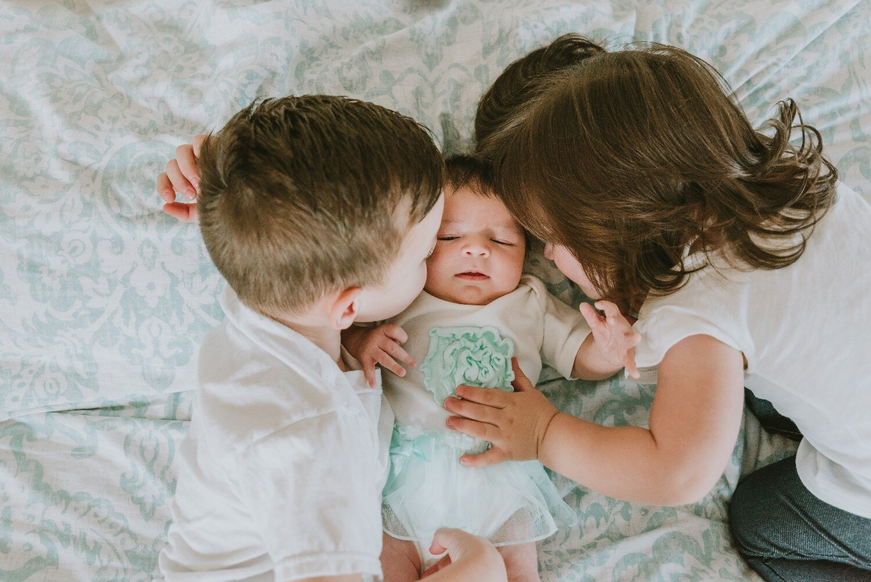 Monmouth County New Jersey Newborn Photographer