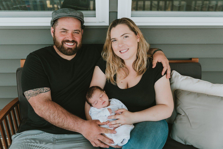 Union Beach New Jersey Newborn Photographer