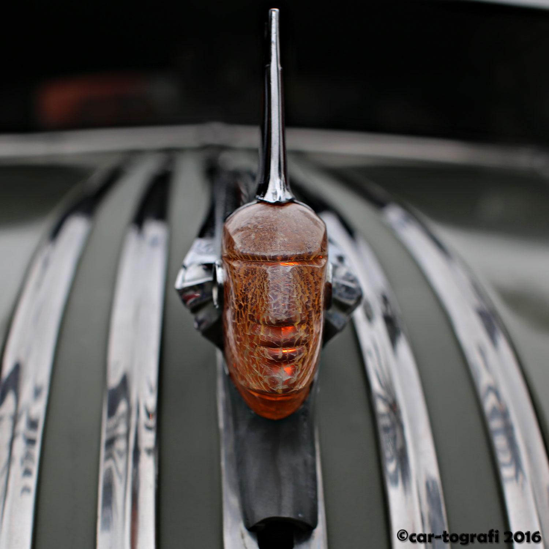 Grand National Roadster Show car-tografi Pontiac Hood Mascot 2016