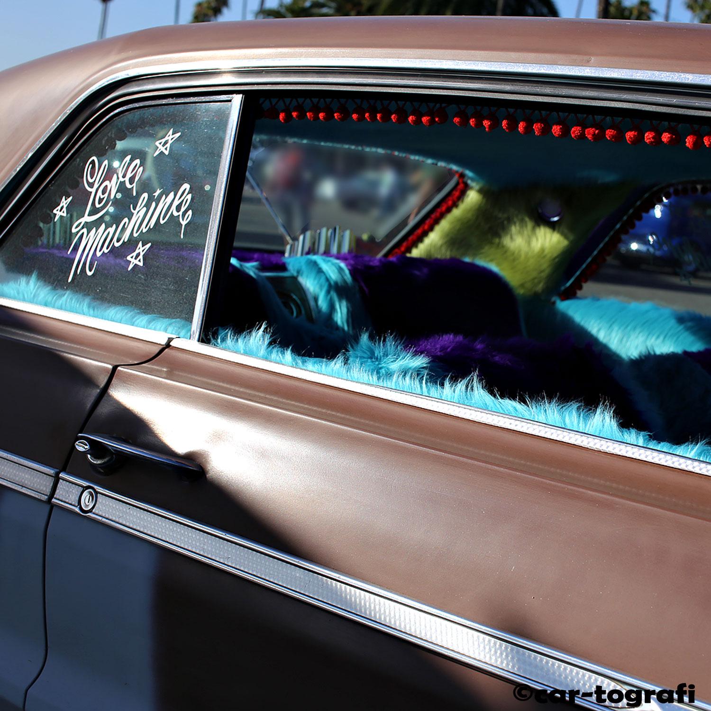 The love Machine at LA Roadster Car Show car-tofrafi