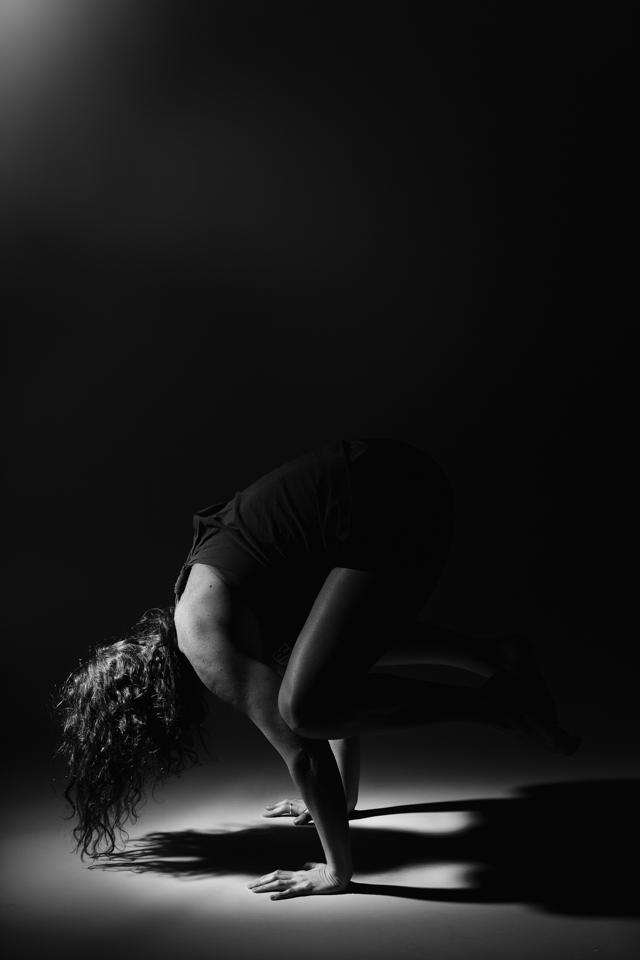 Wakefield RI yoga portrait photography