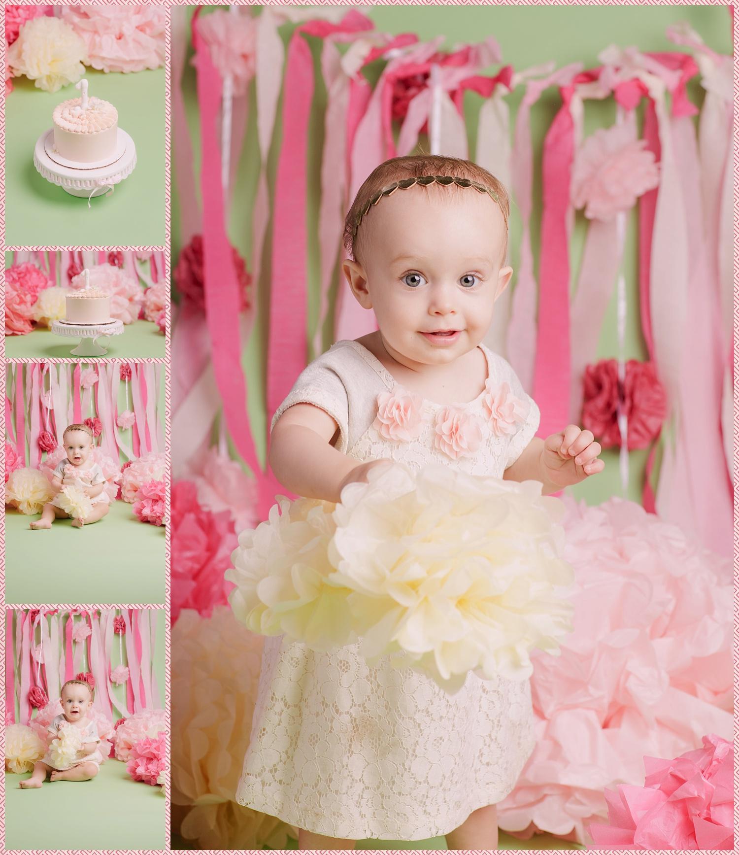 Amy Kristin Photography • Rhode Island Baby Photographer • Cake Smash