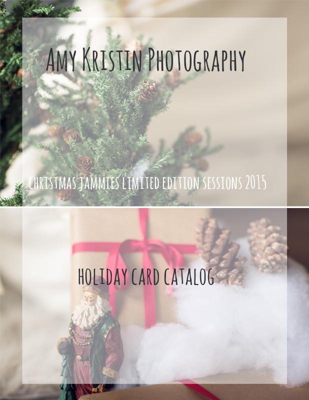 Amy Kristin Photography Rhode Island Christmas Mini Sessions