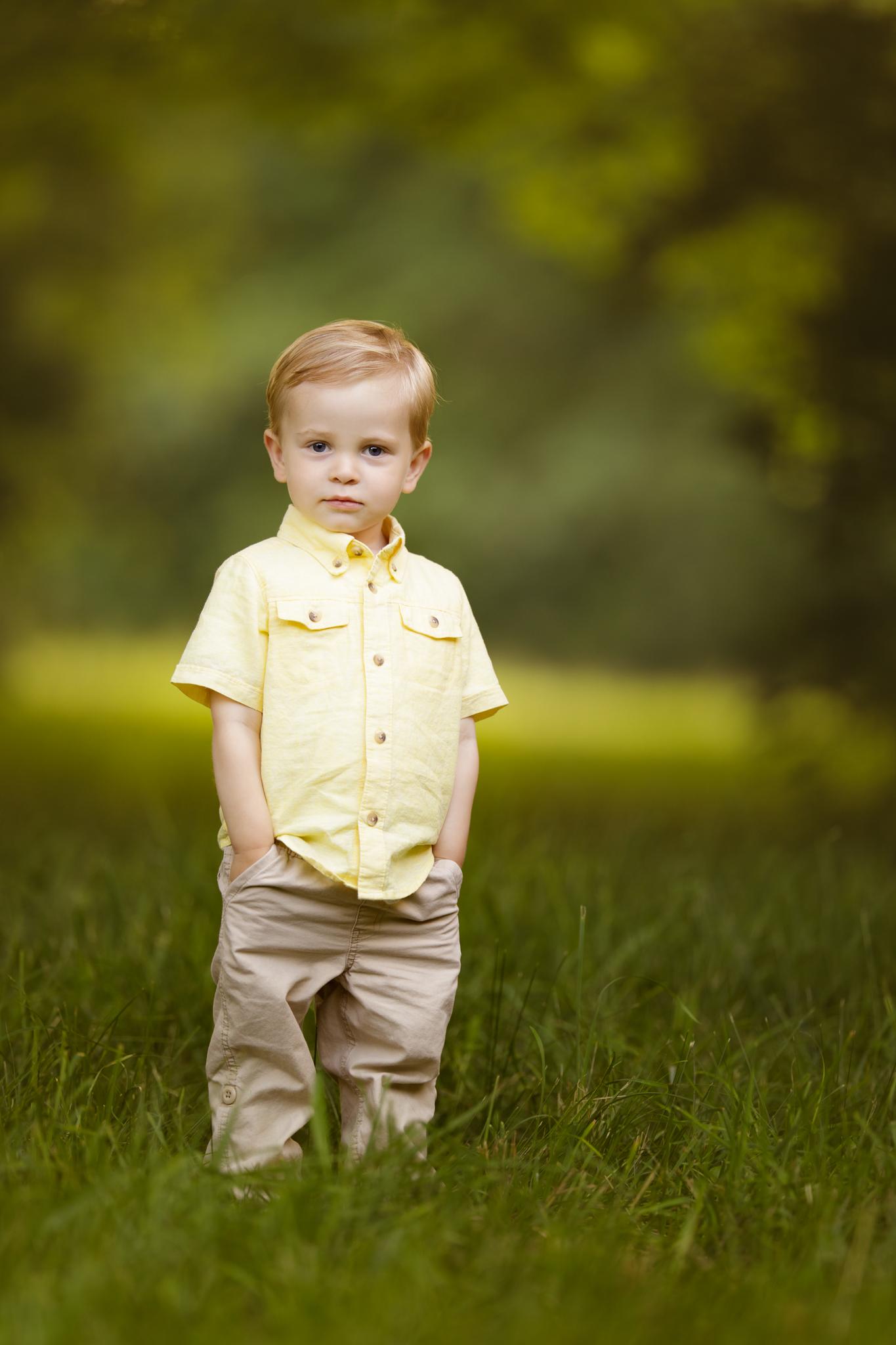 portrait of a boy in Narragansett, RI