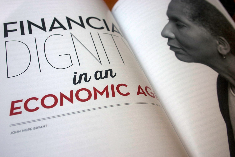 National Urban League 2012 State of Black America, Julie Rado/Untuck Design