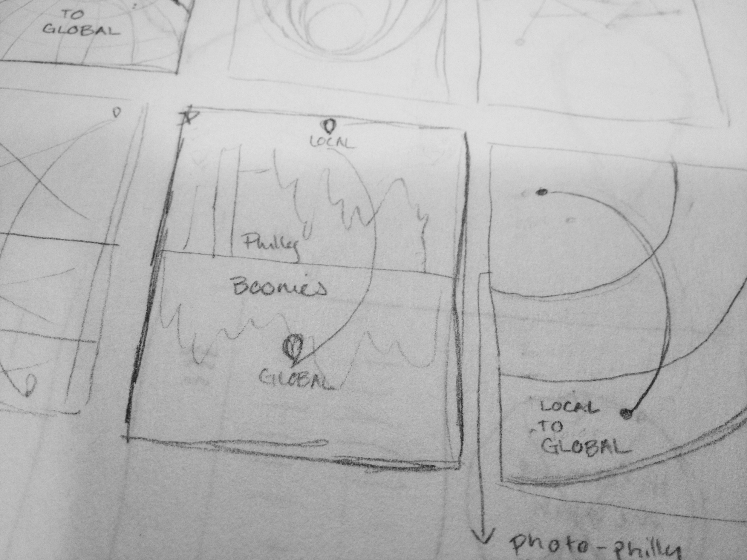 Sketch for Concept 1