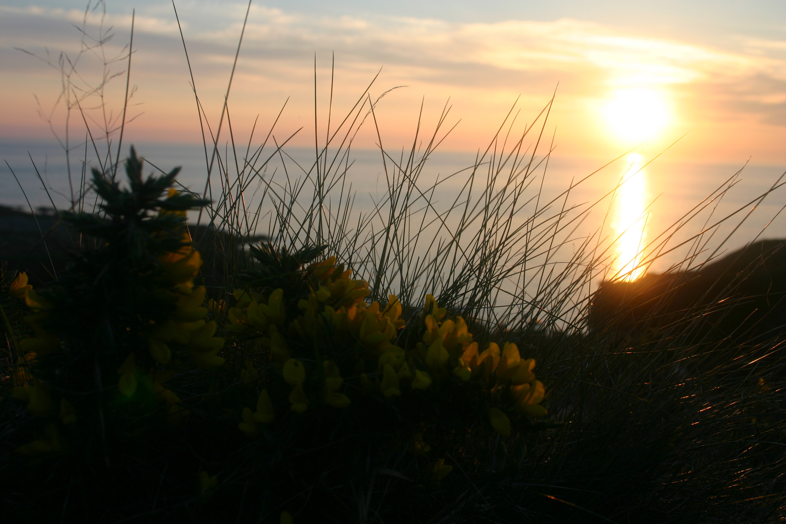 Sunset from Niarbyl, Isle of Man