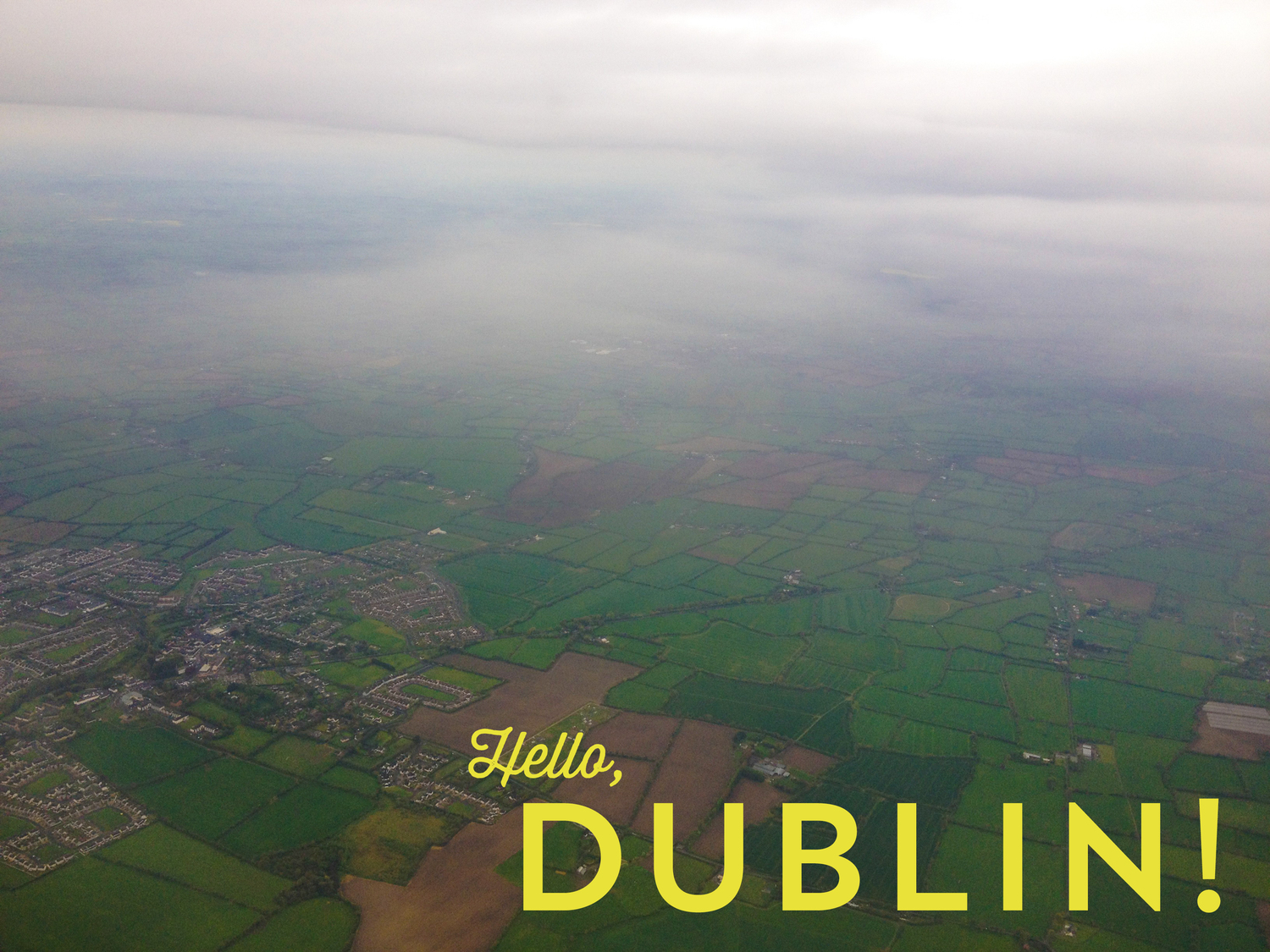 Advice, Tips and Itinierary for Traveling to Dublin & the Isle of Man