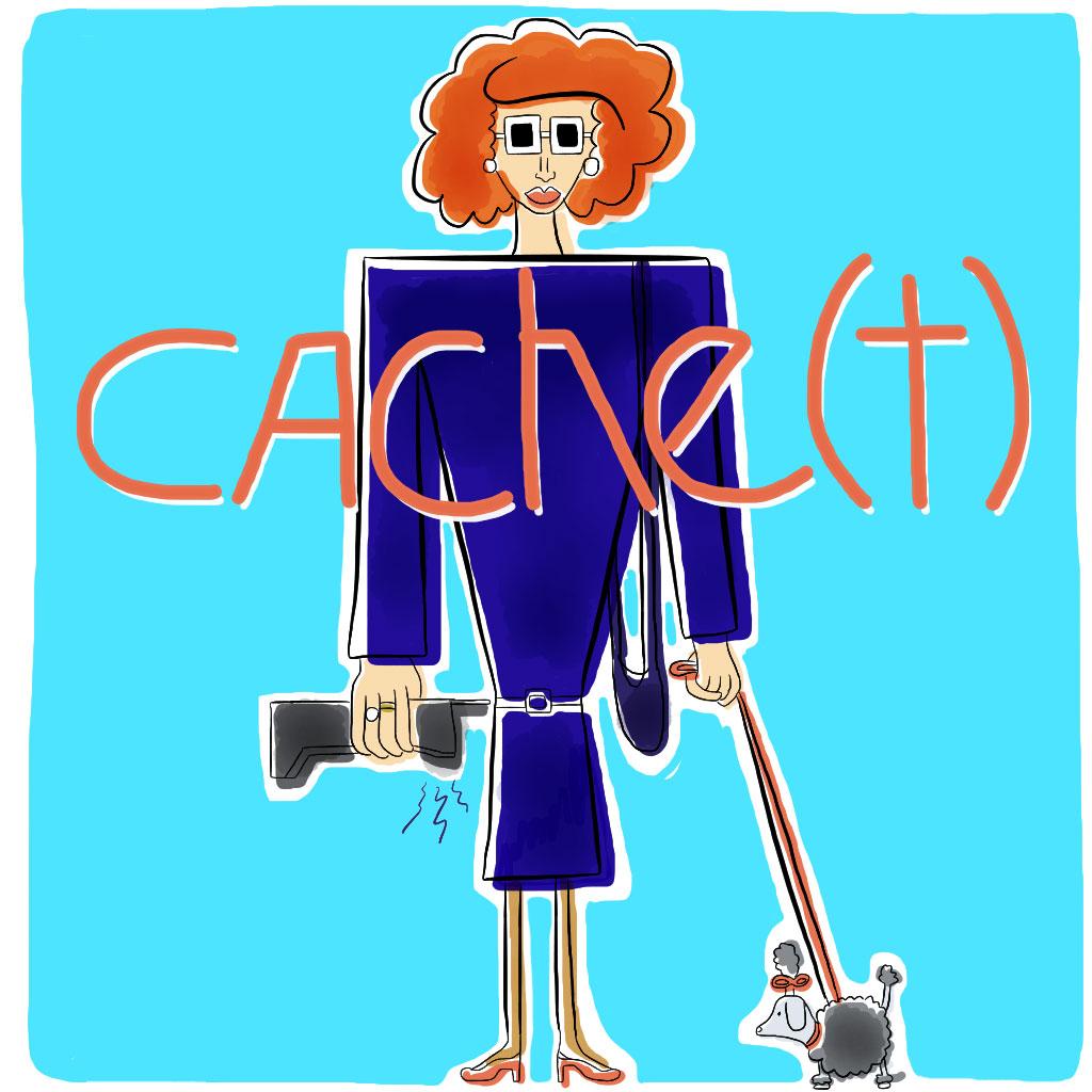 Visual Vocabulary: cachet, Julie Rado Design