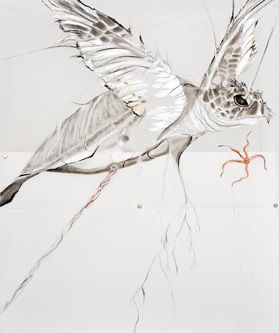 """""""Corded 2"""" by Paula Barkmeier"""