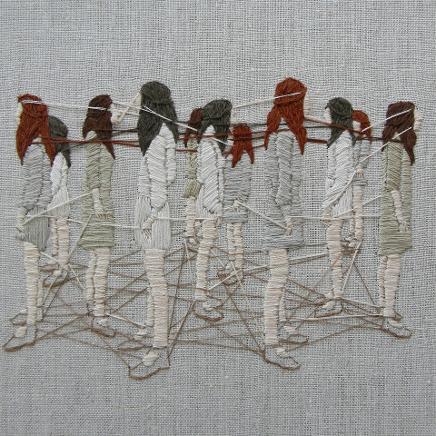 """Duties of gossamer"" by Michelle Kingdom"