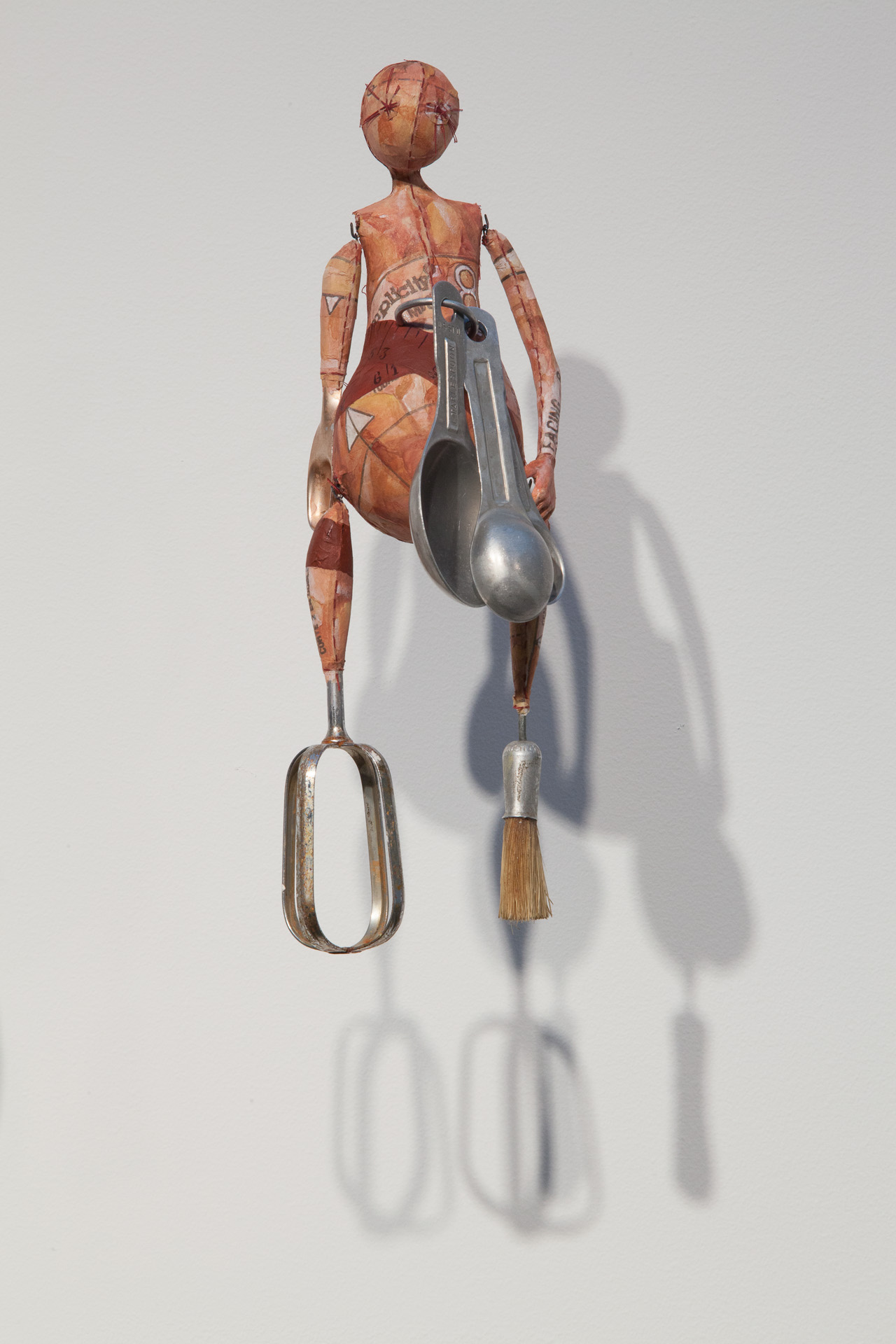 art doll, fine art, contemporary art, Measuring Spoons.jpg