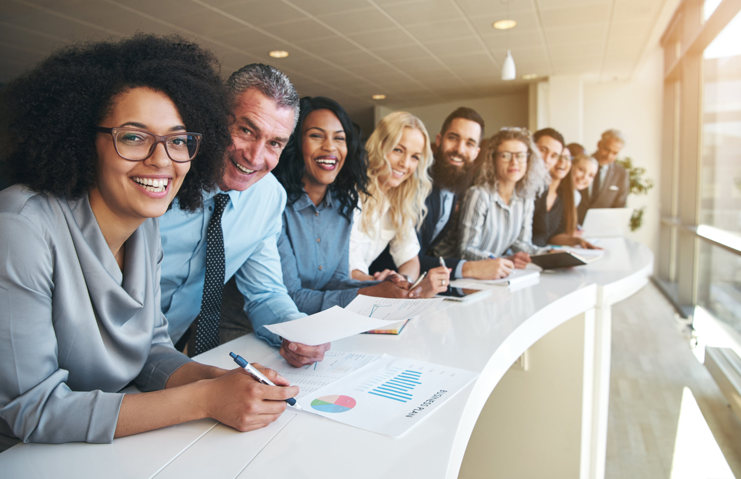 TRAINING & WORKSHOPS - We are avid learners ourselves, and are generous with our knowledge!As BBB experts in operational excellence, we value people and leadership development, and excel in workplace training and assessment, and engage as facilitators.