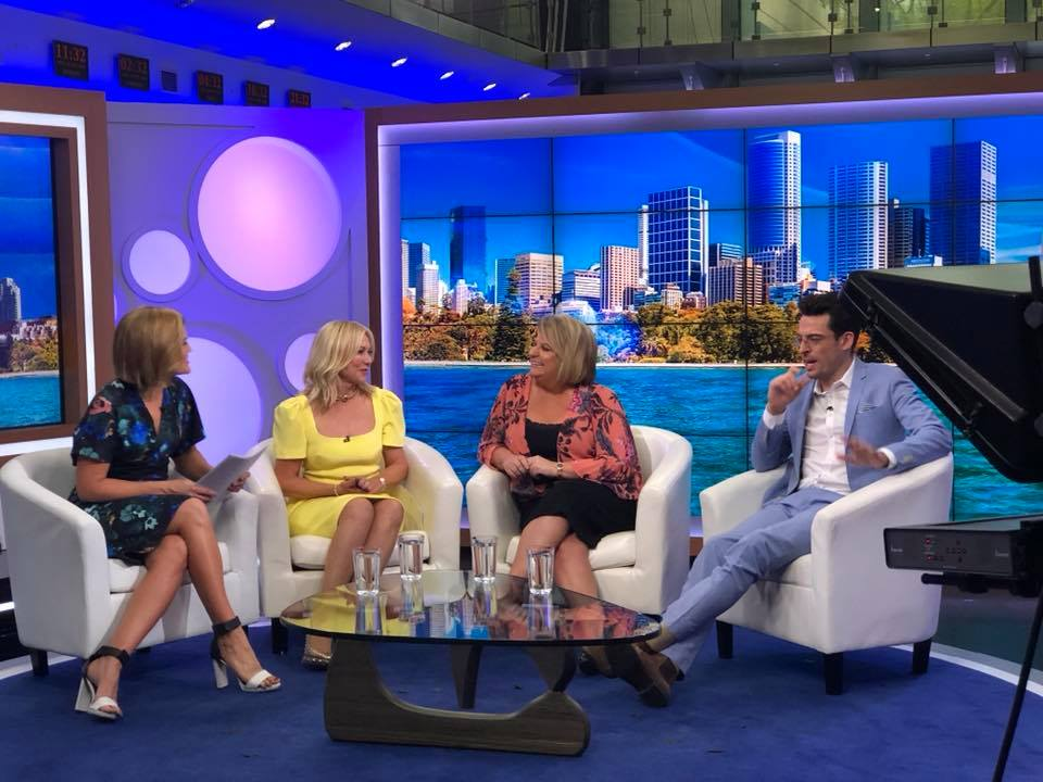 Psychotherapist & Couple Therapist Melissa Ferrari explains how sleep and little rituals can keep your marriage healthy - Studio 10 - 24th September 2018