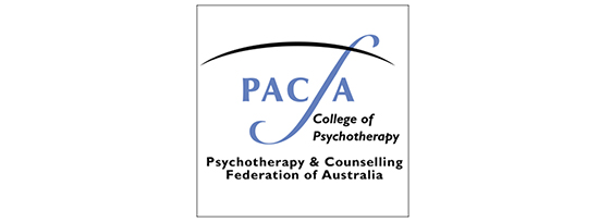 Registered Clinical Member of PACFA College of Psychotherapy -