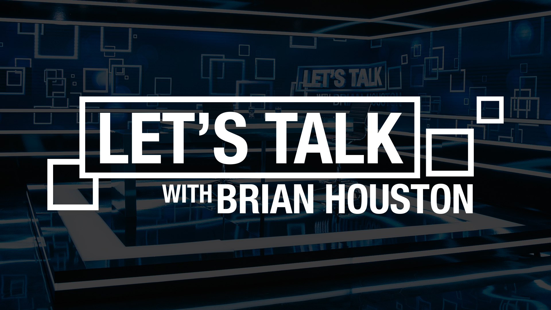 Hillsong Channel | Let's Talk with Brian Houston   On-Set  Live Director | Crane | Camera | BTS