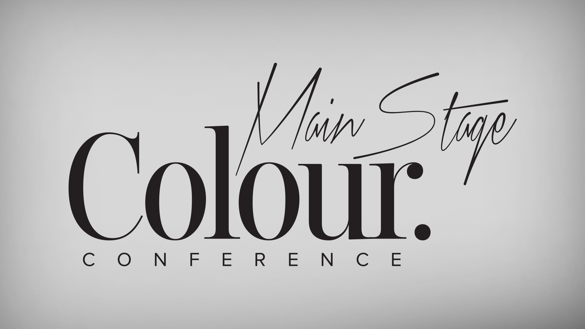 Hillsong Channel | Colour Conference Main Stage   On-Set  Live Director | BTS