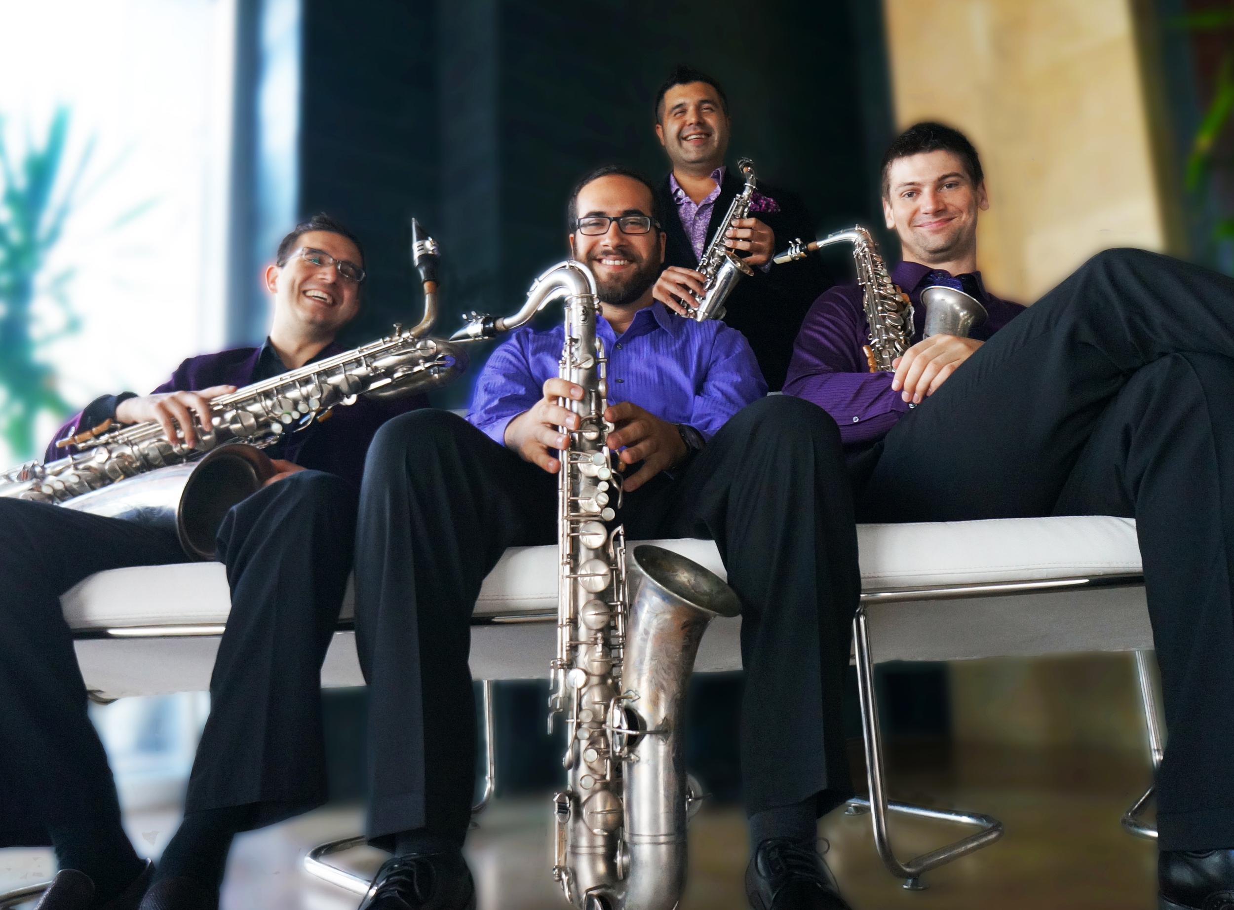 The Mana Quartet