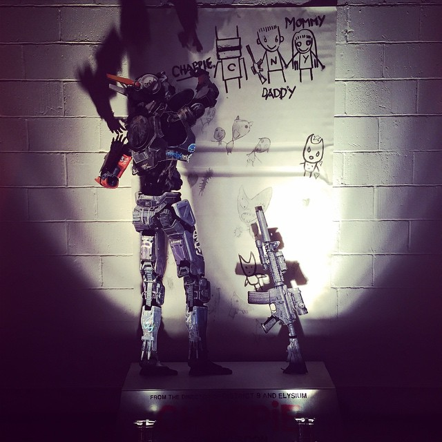 #ChappieMovie #Shoreditch #London