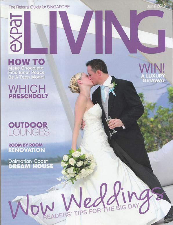 Expat Living June 2012