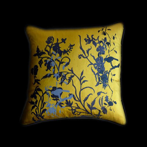 Design: Enchanted Ramble & Bird on a Branch