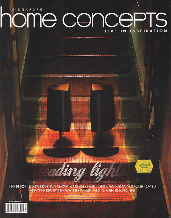 Home Concepts July 2009