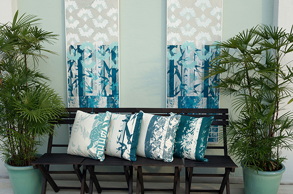 Mixed Designs : Glitched Chinese Fabric Large, Glitched Chinese Fabric, Glitched Chinese Blossom, Glitched Sparrows