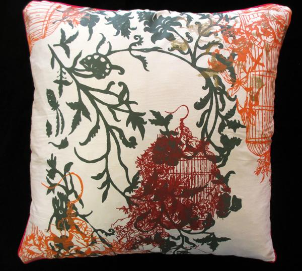 Design: Birdcage & Enchanted Ramble