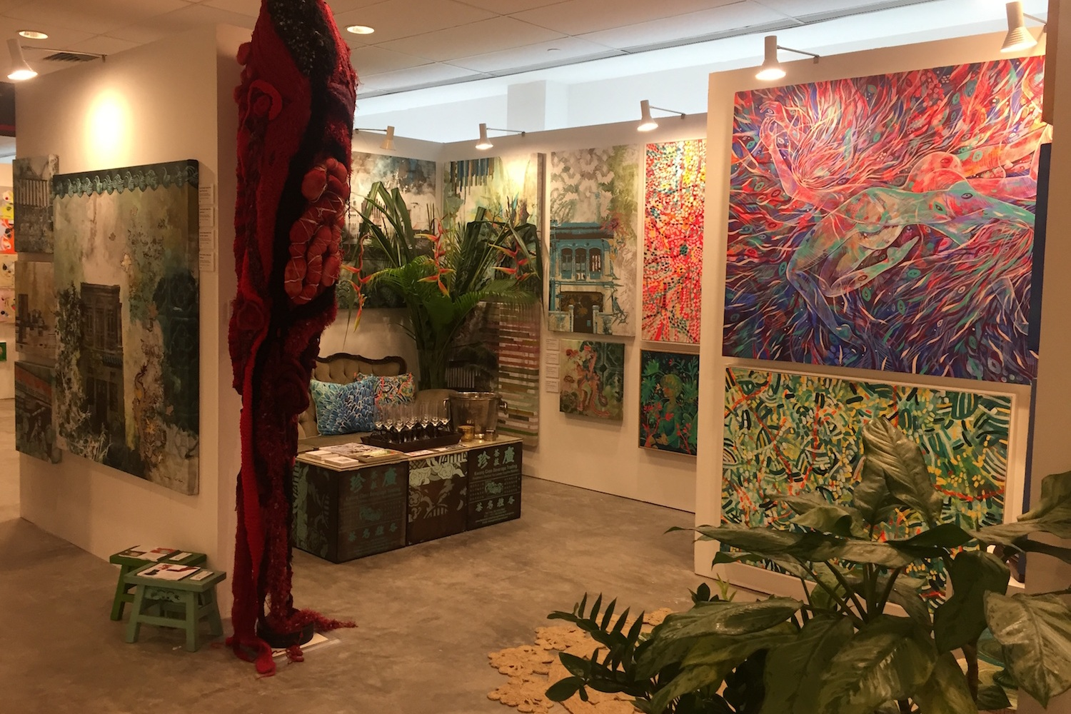 Affordable Art Fair - 2016, Singapore