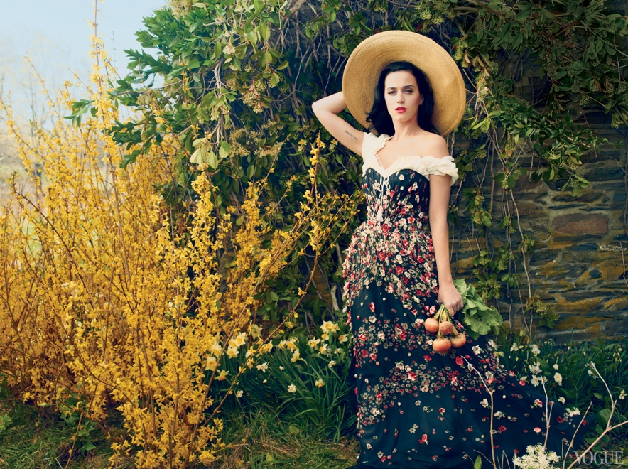 Vogue, July 2012  Photographed by Annie Leibovitz  Set Design by Todd Wiggins for Mary Howard Studio