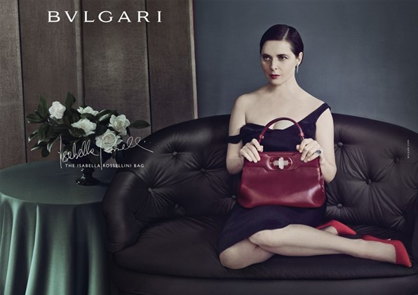 Bulgari Ad Campaign  Photographed by Annie Leibovitz  Set Design by Mary Howard