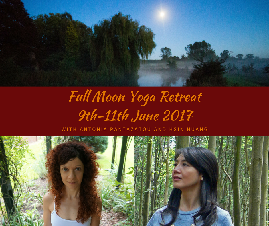 Full Moon Yoga Retreat - 9th-11th June 2017