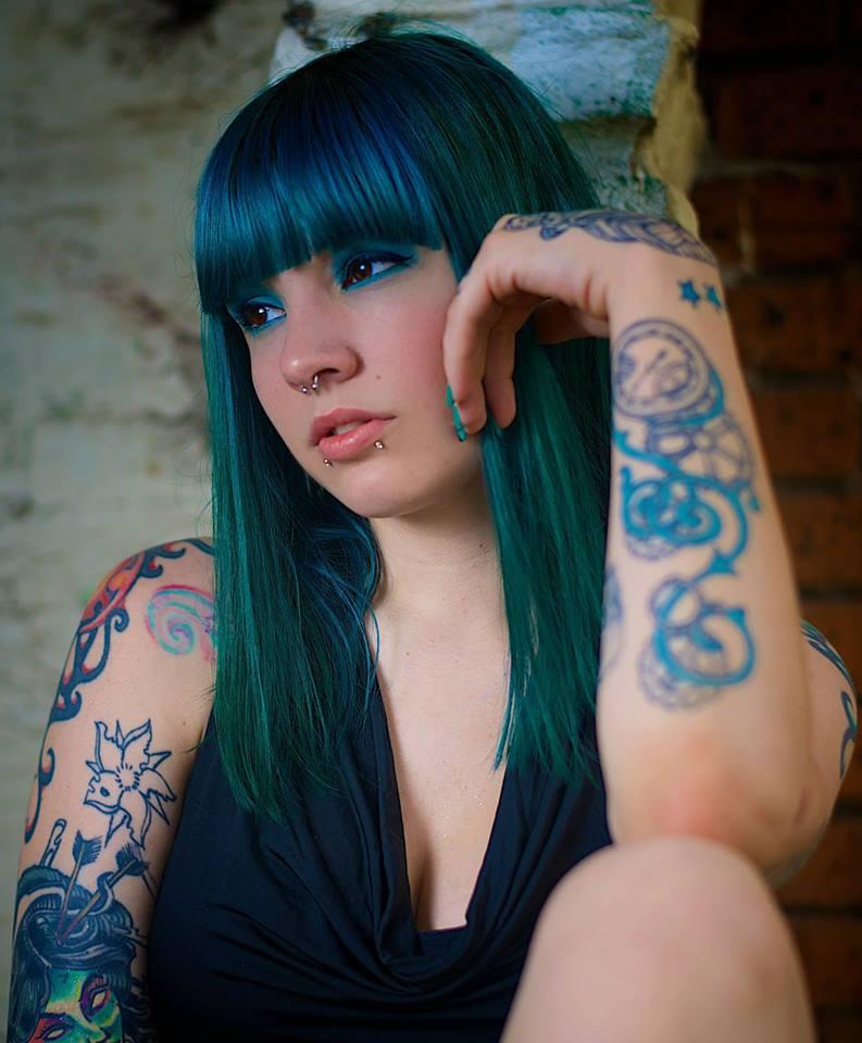 Model: Amara Lee Beck