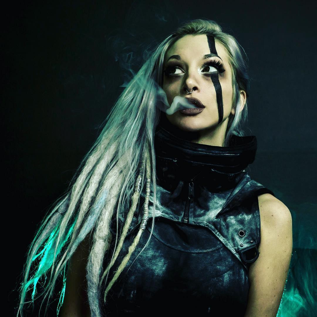 Model: Kato of DK-Punk