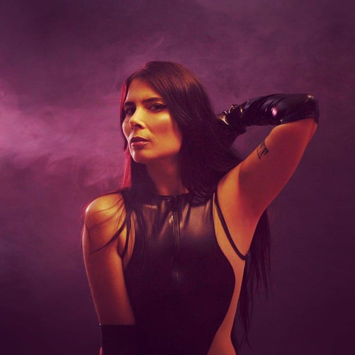 Model: Keren Jan Wolf