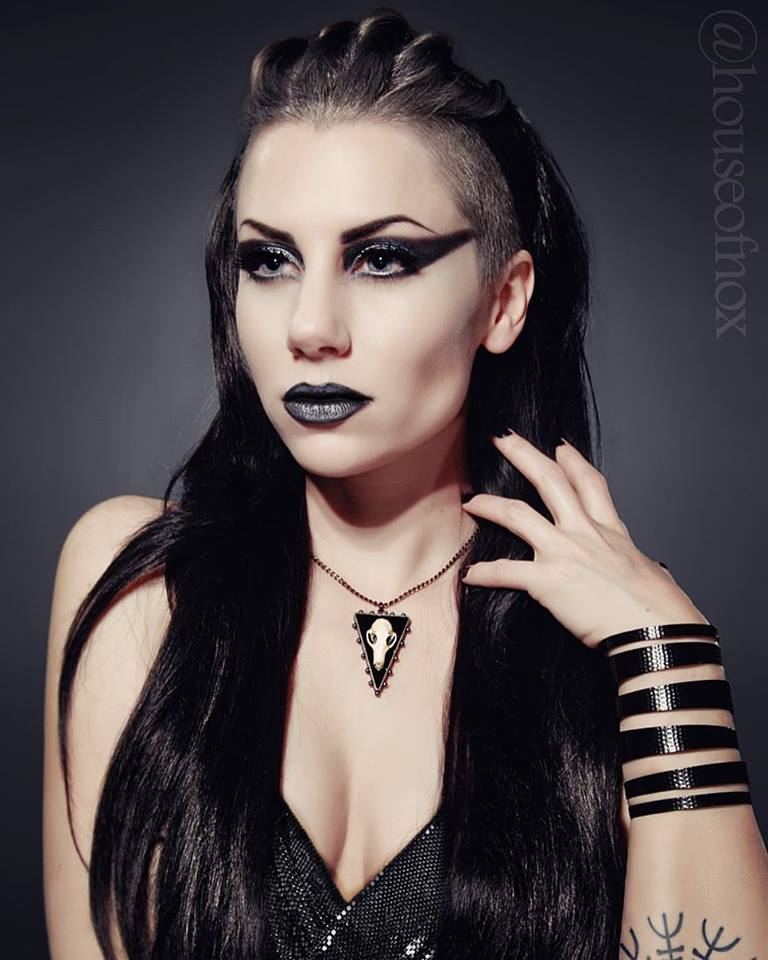 Cover photo: Hethe Nox, Photo by Michael Dark for @Houseofnox