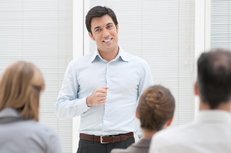 Confident Persuasive Presenting