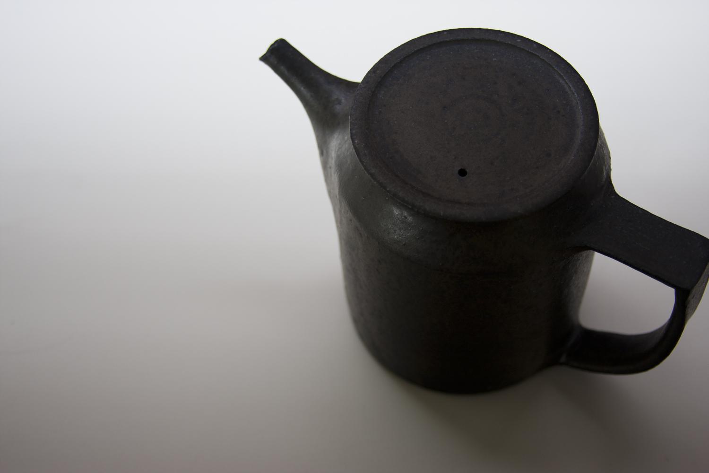 Coffee pot by Kodo Kiyooka