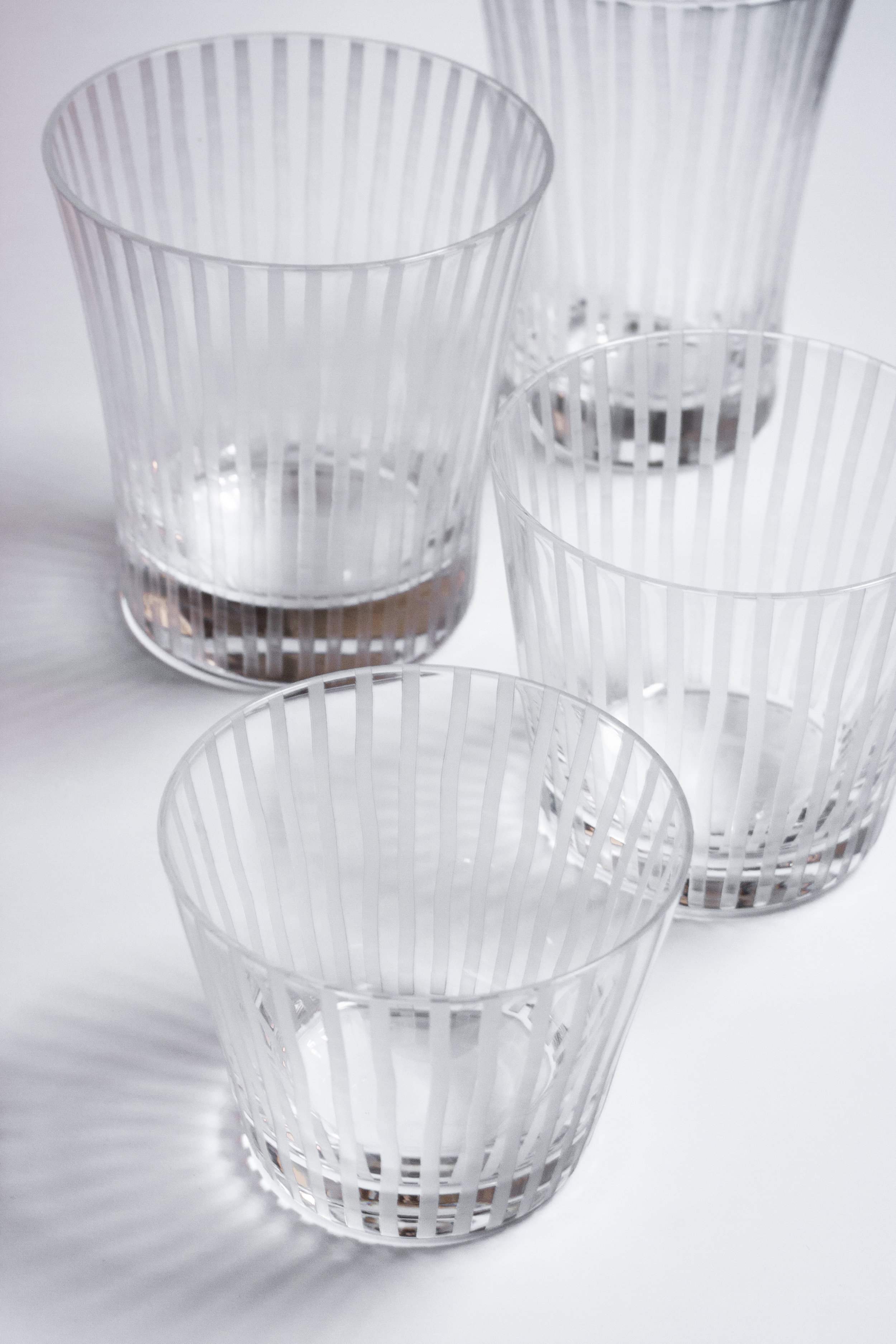 Variety of Bamboo Glasses ?Japan Suite
