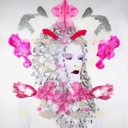 Kimiko Yoshida RorschachYoshida XCV (Sitting Bull L), 2018