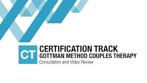 gottman certification track
