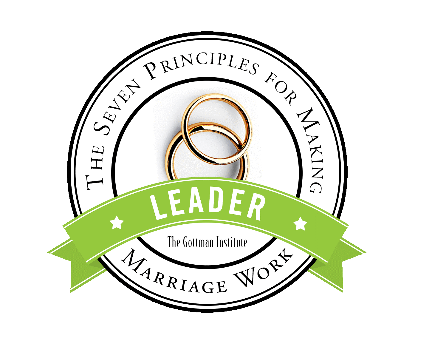 - I am Level 3 trained in Gottman Method Couples Therapy. I have certifications in Couples in Recovery training, as well as in Gottman Infidelity and Trauma training. I am also a Gottman Leader, trained in offering workshops in the Seven Principles for Making Marriage Work.