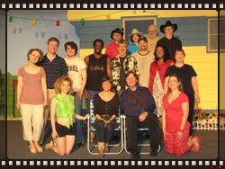 Valley Rep production, visiting authors