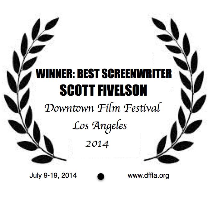 Downtown L.A-Screenwriter