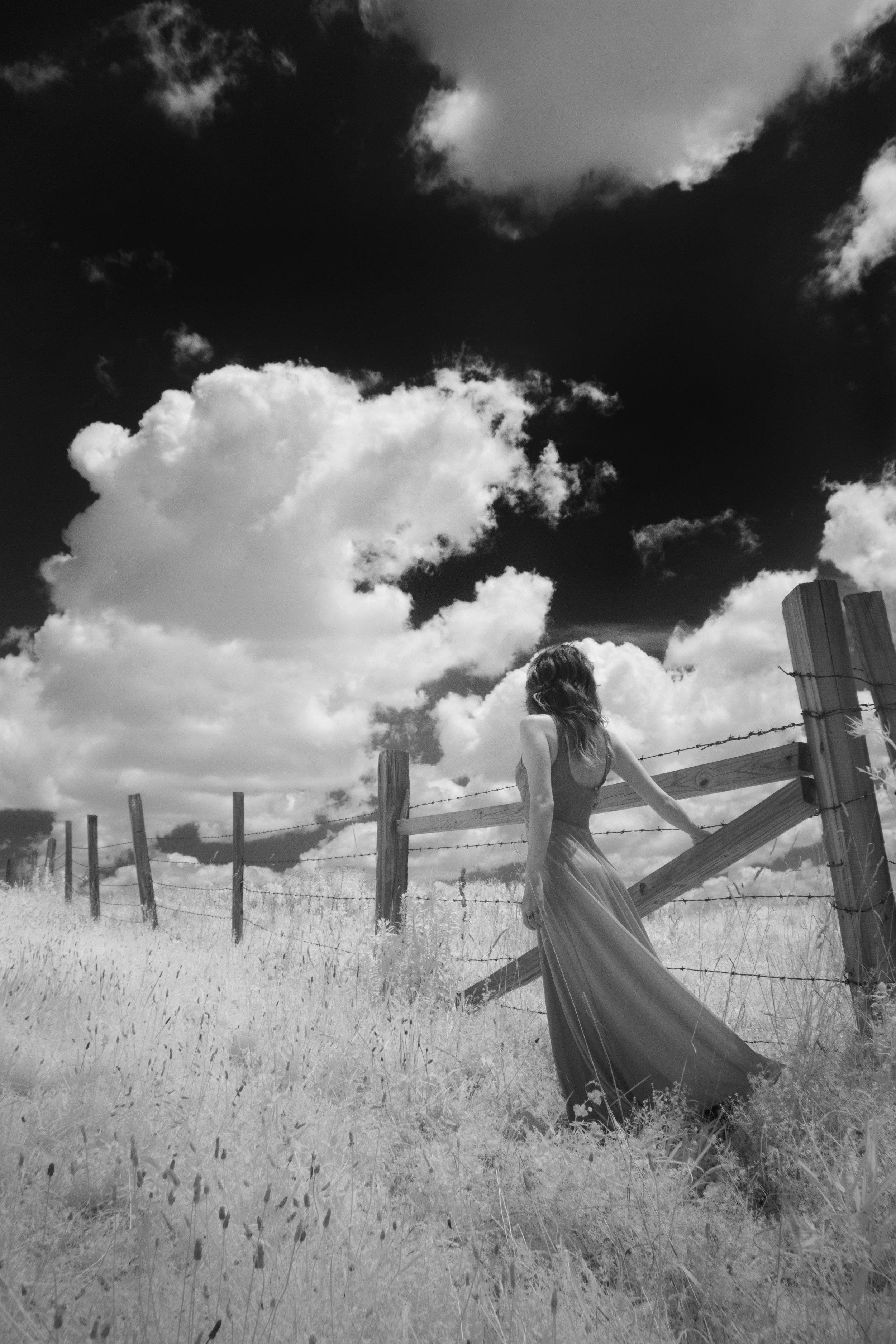 Nicole in the Sky
