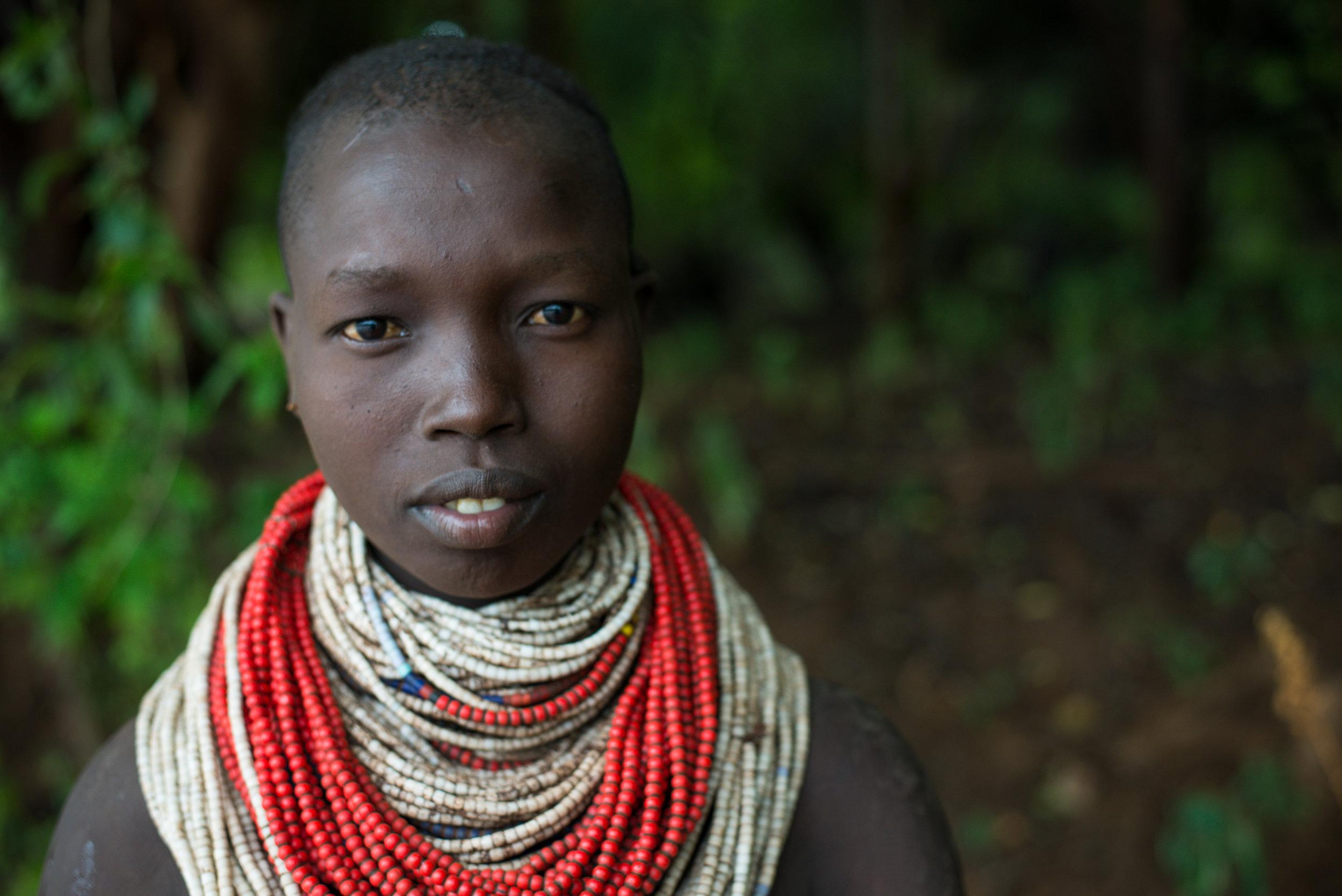 OMO RIVER VALLEY - ETHIOPIA, KENYA