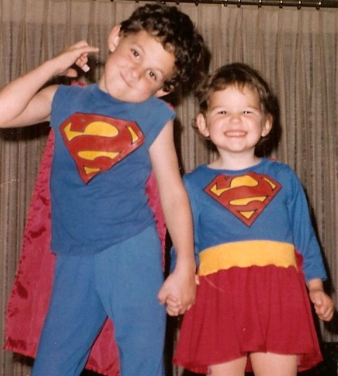Two young Super-Butterfields. :)