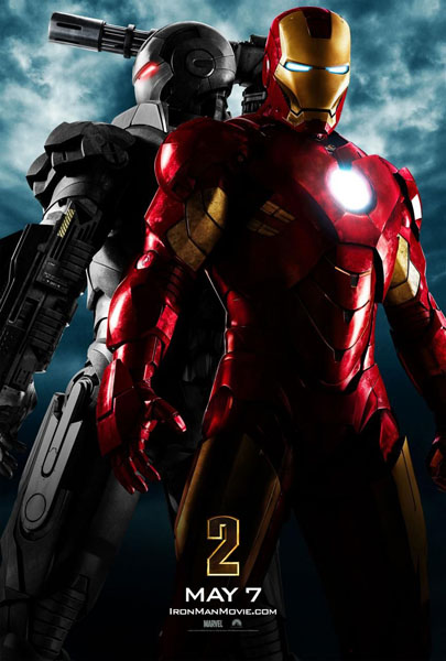 IronMan 2 - Art Director