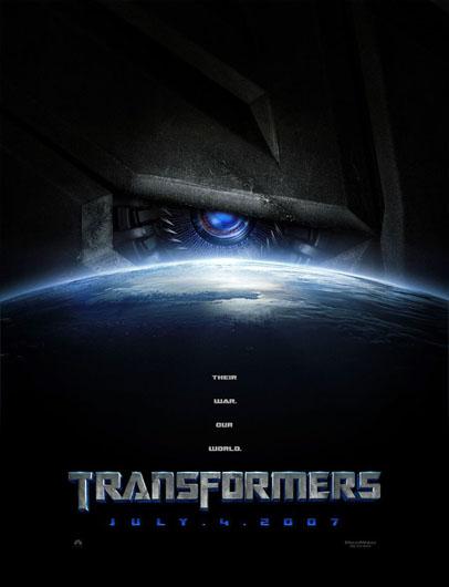 Transformers - Asst. Art Director